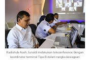 """Dishub Aceh """"Waspada Dan Cegah Bersama Penyebaran Covid-19 Di Tanah Rencong"""""""