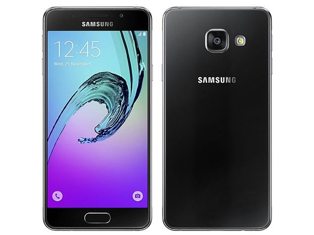 Samsung galaxy A3 (2016 ) noticed once more with nougat