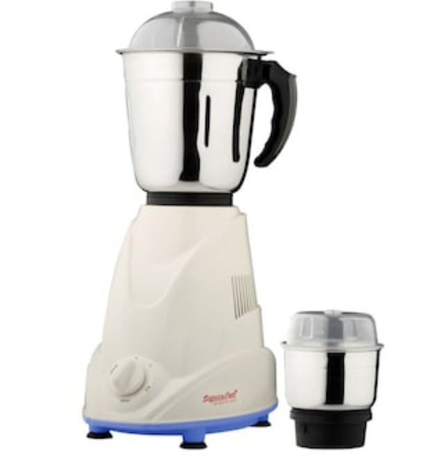 Pepperfry App Loot Deal - Buy Signoracare 500W Mixer Grinder at Just Rs.584 Only