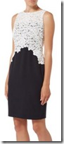 Lauren Ralph Lauren Lace Top Dress