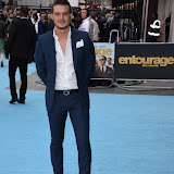OIC - ENTSIMAGES.COM - Charlie Simms at the Entourage - UK film premiere  in London 9th June 2015  Photo Mobis Photos/OIC 0203 174 1069