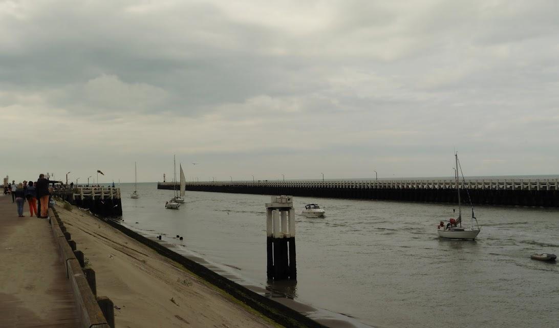 Havengeul Nieuwpoort