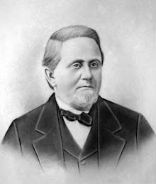 Benjamin Rowe Portrait