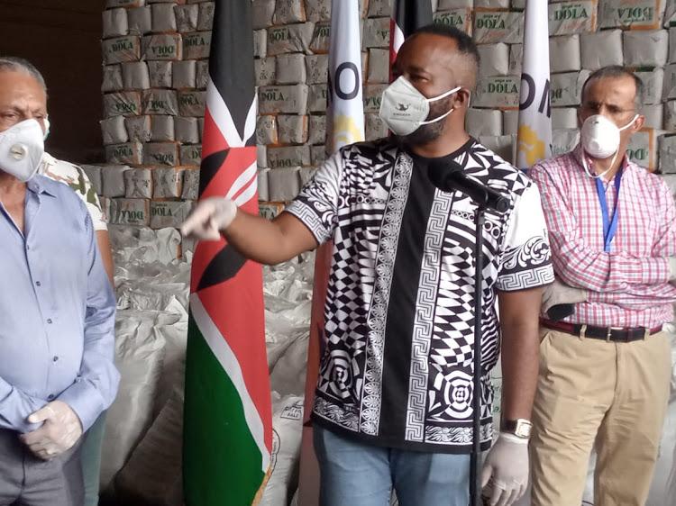 Hassan Ali Joho BBC interview speech on the status of COVID-19 mombasa