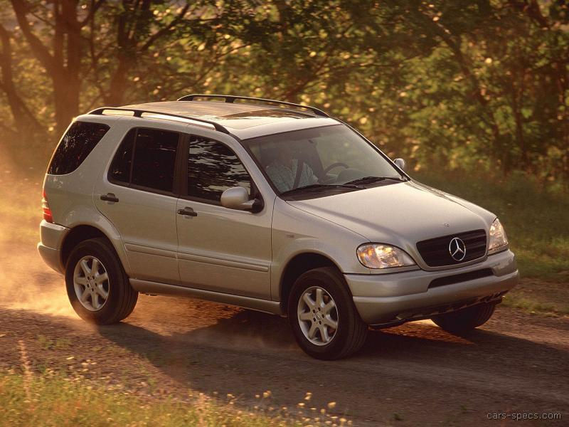 2003 mercedes benz m class suv specifications pictures for Mercedes benz m class mercedes suv