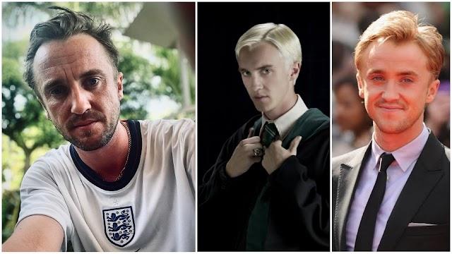 Tom Felton está entre as celebridades que lideram apoio a Inglaterra depois da derrota para Itália na Euro 2020