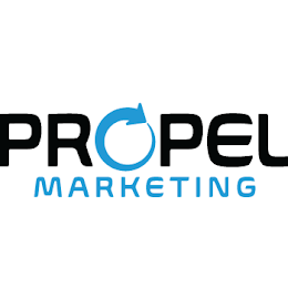 Propel Marketing logo