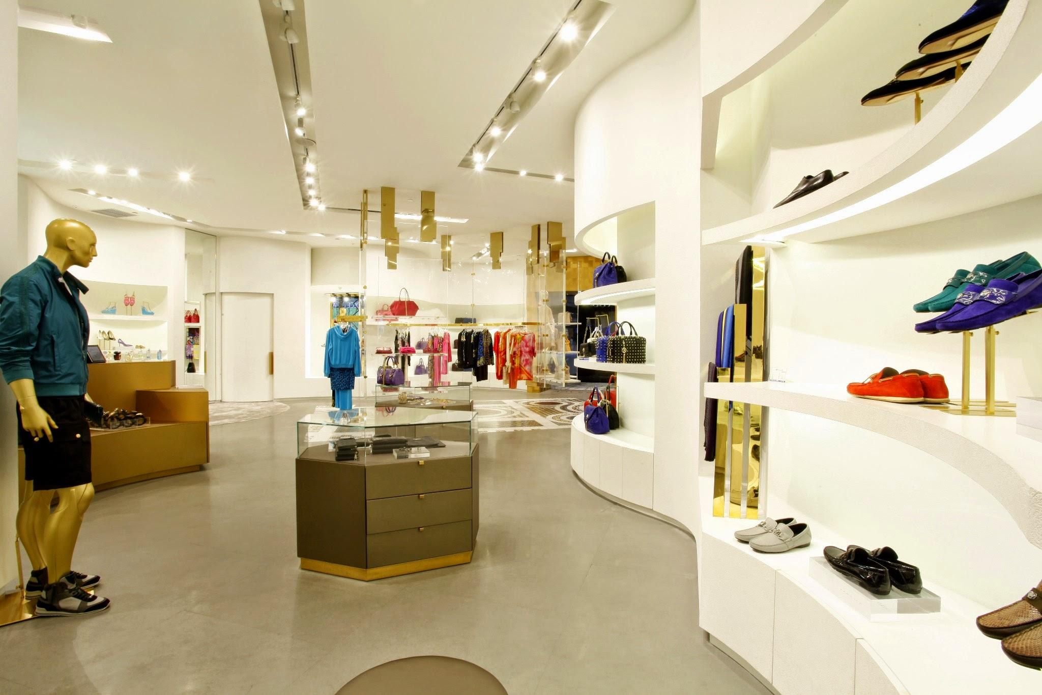 Versace Boutique Paris