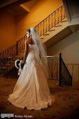 Foto 0193. Marcadores: 06/11/2010, Casamento Paloma e Marcelo, Fotos de Vestido, Heloisa Albuquerque, Rio de Janeiro, Vestido, Vestido de Noiva