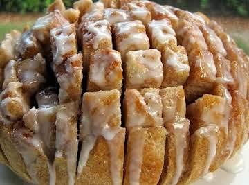 Sourdough Bread (Cinnamon Roll Taste)
