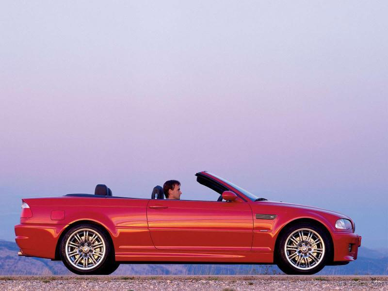 2002 Bmw M3 Convertible Specifications Pictures Prices
