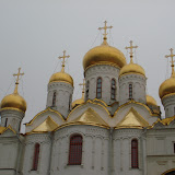 Moscow - Russian Orthodox Church, Red Square at the Kremlin