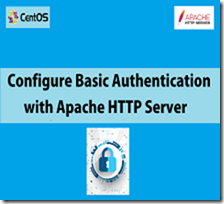 Configure Basic Authentication with Apache HTTP Server1