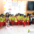 Health Checkup for Nursery Section 2017-18 at Witty World, Bangur Nagar