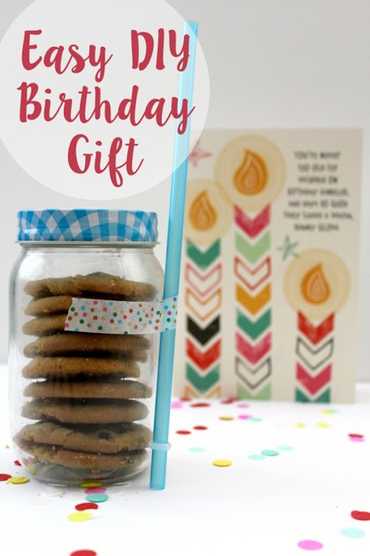 Easy-DIY-Birthday-Gift