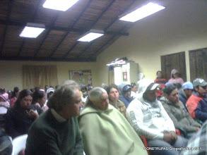 Photo: En el Consejo Comunal de La Asomada, Agosto de 2011