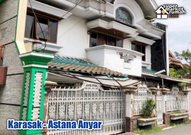 Rumah di Karasak - Astana Anyar
