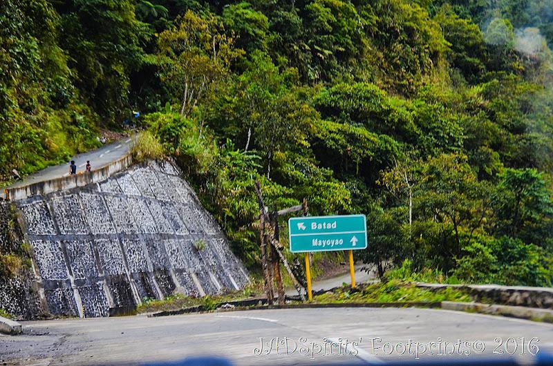The Road to Batad