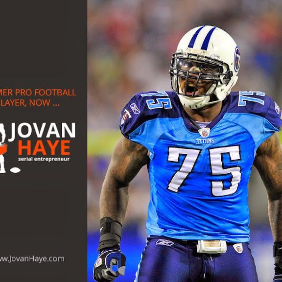 Jovan Haye former NFL player