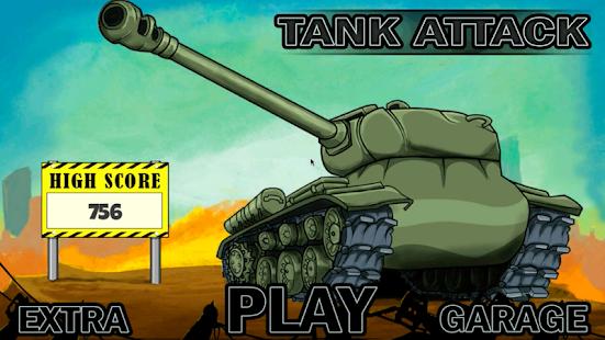 Tank Attack-Infinite screenshot