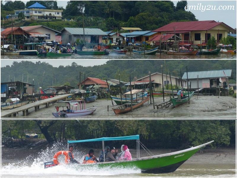 Bako heritage tourism Sarawak