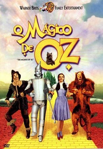 O Mágico de Oz - Filme 1939 - Capa DVD