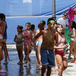 Campamento urbano en Guadiana