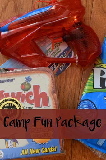 Camp Fun Package