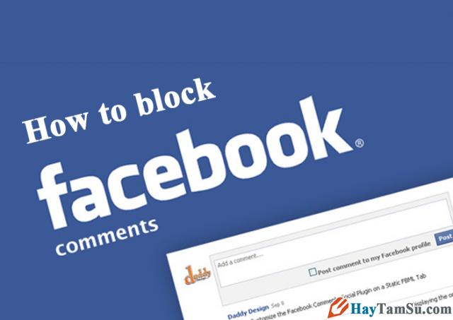 Cách block chặn Facebook, khóa chat Facebook của người khác