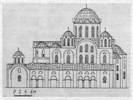 Боги славян и первые христианские храмы на Руси 1