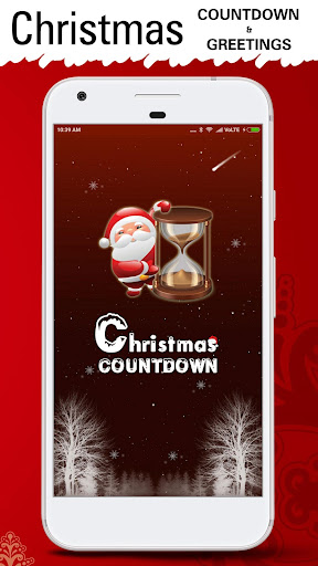 christmas countdown timer 2017 screenshot 1