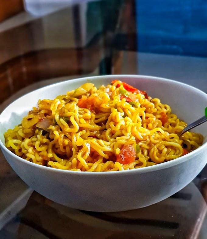 Atta Noodles Recipe | Breakfast Care
