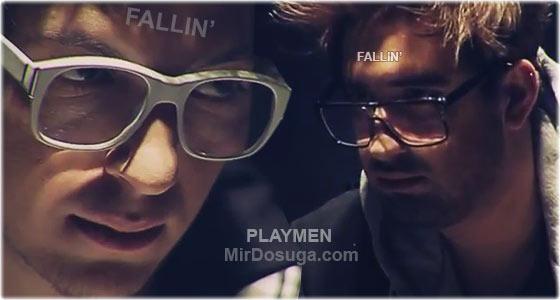 PLAYMEN – Fallin перевод