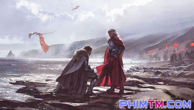 Game of Thrones - Cùng nhìn lại lịch sử trăm năm giữa Rồng và Sói - Ảnh 3.