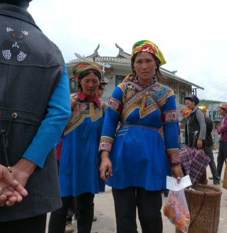 CHINE SICHUAN.XI CHANG ET MINORITE YI, à 1 heure de route de la ville - 1sichuan%2B921.JPG