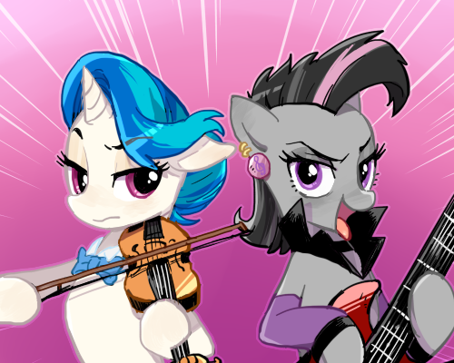 My Little Pony Nightly Discussion Header Author Calpain