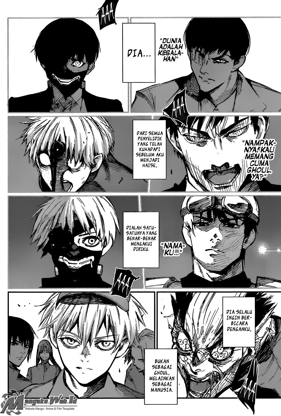 Tokyo Ghoul: Re Chapter 113-9