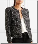 Iro Frayed Boucle Jacket[2]