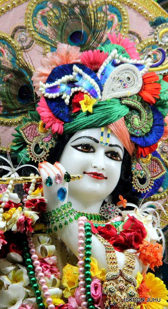 ISKCON Juhu Sringar Deity Darshan on 25th Oct 2016 (17)