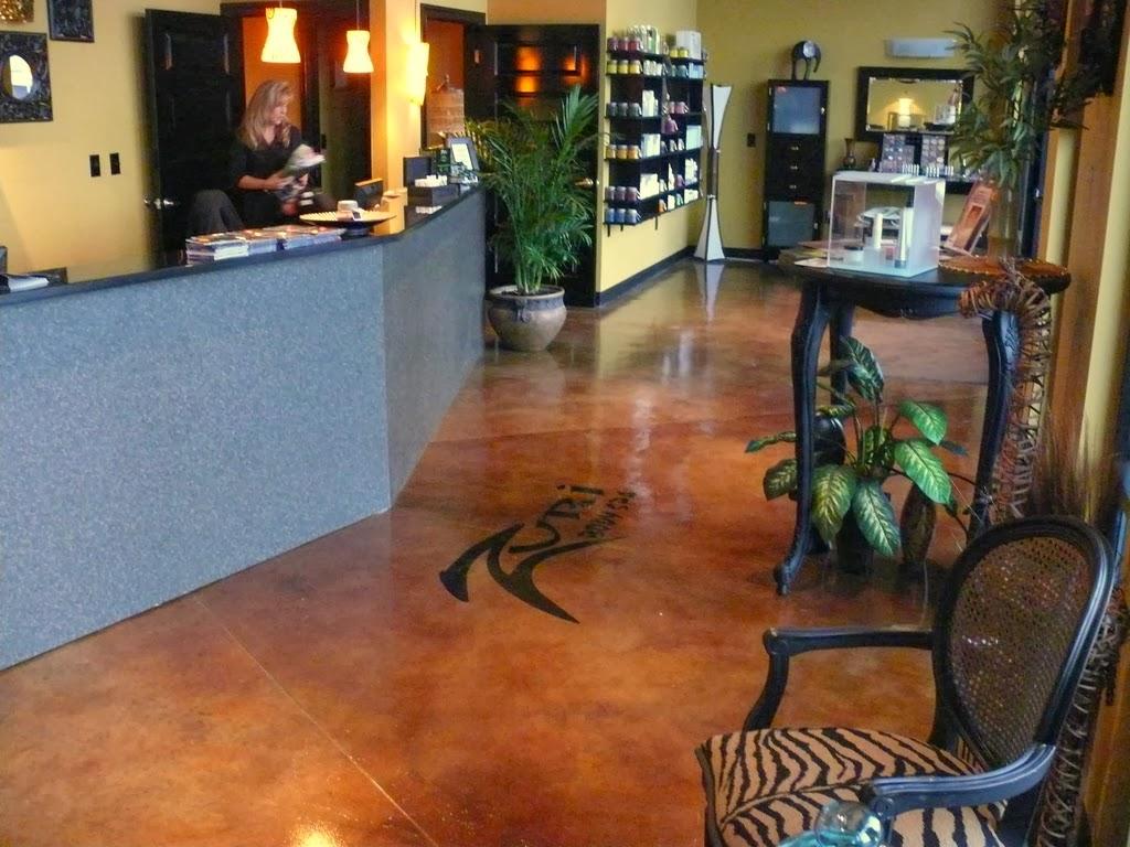 EPO Floors Nashville Stained Concrete