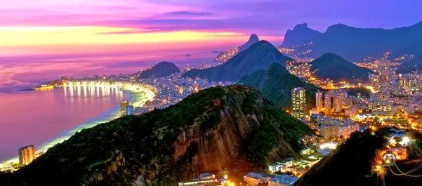 Férias em Rio de Janeiro, Rio de Janeiro, Brasil