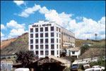 Le siège de la Minière de Bakwanga (Miba) à Mbuji-Mayi (Kasaï-Oriental). Photo Okapi.
