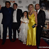 OIC - ENTSIMAGES.COM - Mem Ferda, Robert Osman, Alexandra Newick, Kat Gellin and Nathanael Wiseman at the  My Hero Film Premiere at Raindance Film Festival London 25th September 2015 Photo Mobis Photos/OIC 0203 174 1069