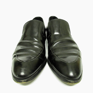 Prada Pointy Toe Loafers