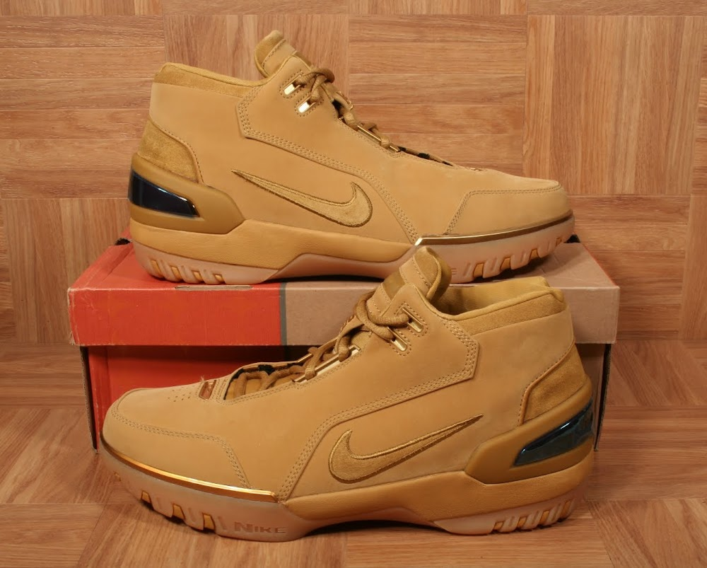 51671c35d185 FIRST LOOK  2018 Nike Air Zoom Generation ASG QS Wheat