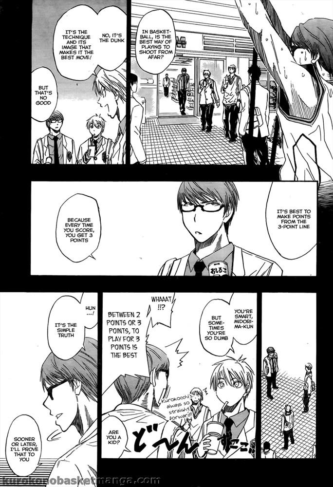 Kuruko no Basket Chapter 29 - Image 13