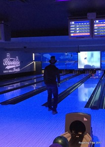 New Years Eve bowling