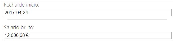 Formato para números y fechas en Spring MVC