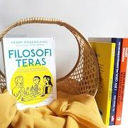 Book Review and Quotes: FILOSOFI TERAS (Henry Manampiring)