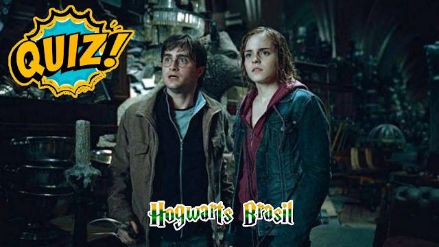 HB Games: Quiz você sabe tudo sobre Harry Potter e as Relíquias da Morte Parte 2 ?